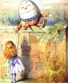 Humpty Dumpty despedida